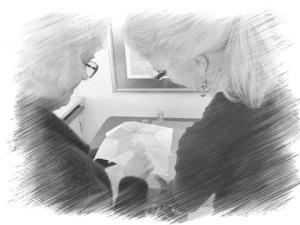 sketch L&mom