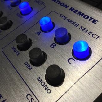 speaker control