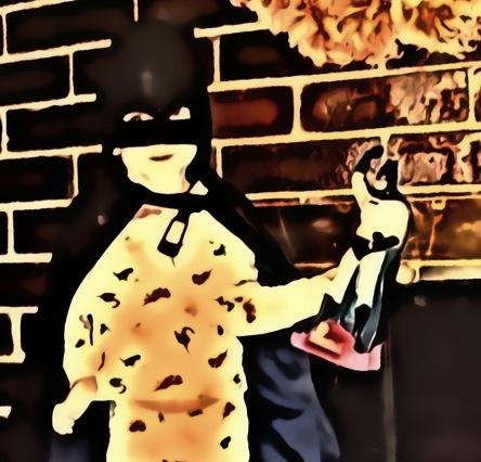 Batman cartoon 1